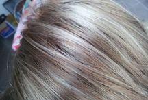 Gray/Blonde