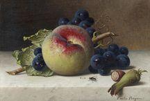 Натюрморт(фрукты)