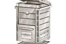 Home & Kitchen - Compost Bins