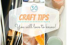 craft tips