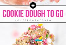 Cookie doughs
