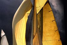 Sails / Every type of sailboat has its own personality and beauty.