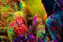What colors is your life?