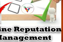 Online Reputation Management / Online reputation management services used to promote your website and these companies can help the organization to better handle consumer complaints on the social networking sites proving their trustworthiness, and several other with right addressing. http://www.viprabusiness.com/online-reputation-management-services-india/