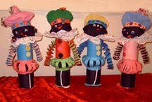 Sinterklaas - school