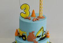 Crane cakes
