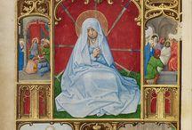 Art..IIluminated manuscripts