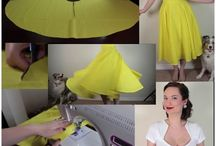 Sewing patterns video