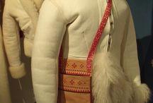 Leather- fur