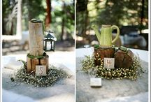 wedding - rustic & vintage