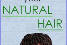 Hair Info and Tips