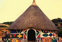 African Buildings Architecture & Structures