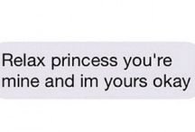 Relationship texts messages