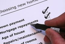 First Time Home Buyers / by Sadee Cloak