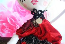 Collectible Art Dolls