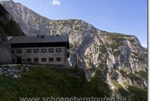 Karwendelgebirge (Deutschland / Österreich) / by Schöne Bergtouren - Das Bergsportportal