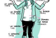 Studiare l'italiano <3