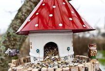 Vogelhaus Basteln