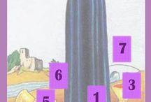 Расклады Таро / Расклады на картах Таро.