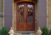 Our Projects / A sampling of different doors, windows, and mouldings from our customers homes