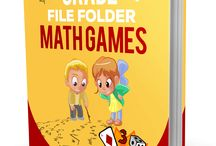 "1st & 2nd Grade File Folder Math Games / Getting young children to be excited about mathematics can sometimes be a daunting task, but help is available. The ""1st & 2nd Grade File Folder Math Games"" book makes learning mathematical concepts not only easy but fun! This book provides a variety of ways to engage young learners in an in-depth manner that helps them to grasp mathematical concepts much more easily and thoroughly. Get it here => http://www.mathfilefoldergames.com/1st-2nd-grade-file-folder-math-games/"