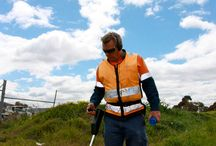 Ferrous Metal Detection / Ferrous metal detection is a detector that is primarily used in the pipe and cable location process such as looking for steel, cast iron and galvanised pipes.