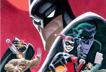 Batman animated series / by Natalie Ricker