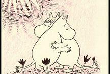 Moomin Illustration