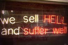 Neon Wisdom