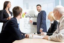 Nom du réseau créa / images représentant le réseau de consultants en création d'entreprise