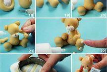 Fimo figurky