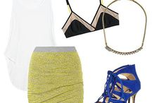 Summer dresses & casual wear / by Danielle Grubick-Svokas