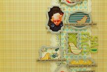 Scrapbook Layout Love / Layouts that I love. Most of it I want to copy. / by Wendy