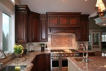 Kitchen ideas / by Lisa Gerace