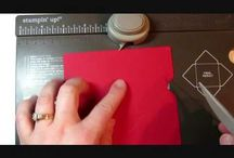 Envelope Punch Board ideas