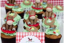 Horse Party by Icing and Crumbs
