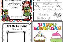 K Birthdays / by Lori Hannigan