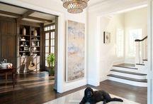 Foyers, Entrances & Hallways
