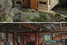 Zeecontainer huizen