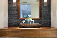 bathroom ideas / by Style Room NYC Shopping Tour Experiences