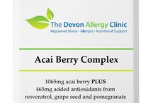 Shopping for Supplements / The Devon Allergy Clinic online shop for supplements and digestive aids