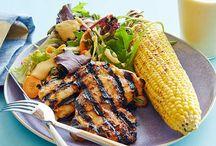 Backyard Party/BBQ / Fun recipes and presentation set ups for your backyard festivities!