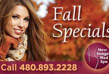 Fall 2015 Specials