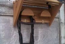 Horse Tack / Storage options
