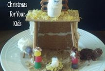 Create a Christ Centered Christmas for Kids