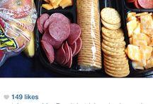 Work Lunch Car Food