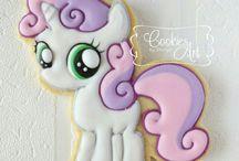 My Little Pony Inspirações