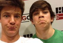 Hayes grier and cam dallas