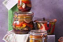 + HAUSGEMACHT + / Mixed Pickles, Chutney, Marmeladen und vieles mehr ganz einfach und schnell zubereitet.
