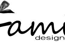 Fami design / Unique, handmade fashion jewelry, DIY workshop.